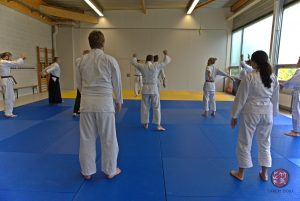 20171014 Workshop Takeki Dojo Lauterbourg 03 300x201 - Lehrgang 14.10.2017, Lauterbourg