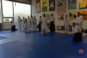 20171014 Workshop Takeki Dojo Lauterbourg 04 300x201 - Lehrgang 14.10.2017, Lauterbourg