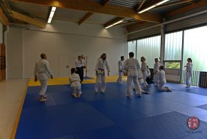 20171014 Workshop Takeki Dojo Lauterbourg 05 300x201 - Lehrgang 14.10.2017, Lauterbourg