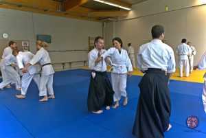 20171014 Workshop Takeki Dojo Lauterbourg 06 300x201 - Lehrgang 14.10.2017, Lauterbourg
