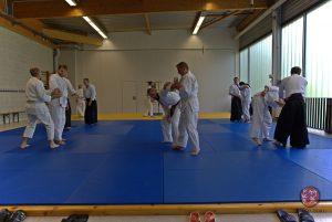20171014 Workshop Takeki Dojo Lauterbourg 07 300x201 - Lehrgang 14.10.2017, Lauterbourg