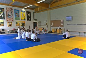 20171014 Workshop Takeki Dojo Lauterbourg 08 300x201 - Lehrgang 14.10.2017, Lauterbourg