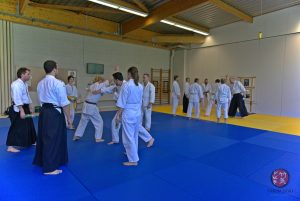 20171014 Workshop Takeki Dojo Lauterbourg 11 300x201 - Lehrgang 14.10.2017, Lauterbourg