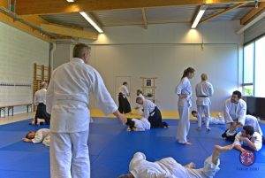 20171014 Workshop Takeki Dojo Lauterbourg 13 300x201 - Lehrgang 14.10.2017, Lauterbourg