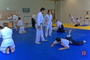 20171014 Workshop Takeki Dojo Lauterbourg 14 300x201 - Lehrgang 14.10.2017, Lauterbourg