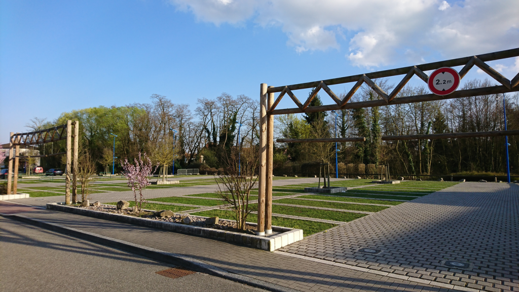 Salle Polyvalente de la Lauter Parkplatz 1024x576 - Kontakt