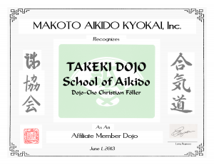 Takeki Dojo MAK Member Certificate 300x232 - Willkommen